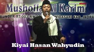 K.H HASAN WAHYUDIN - INDRAMAYU