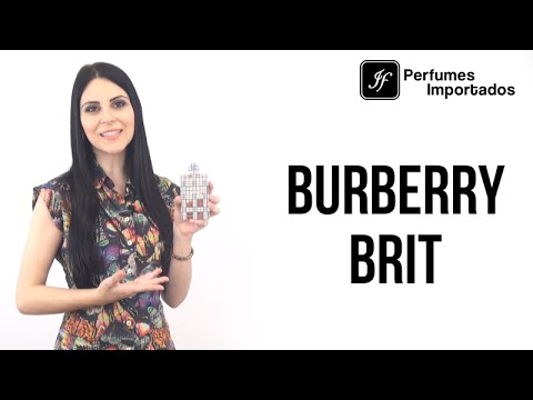 Burberry Brit Feminino