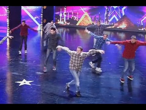 تأهل فريق PriZon Break RockerZ للتصفيات في Arabs Got Talent