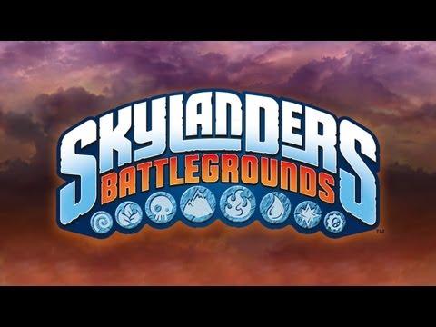 skylanders battlegrounds - ios starter pack