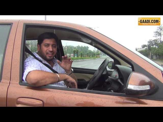 Tata Indica eV2 Test Drive