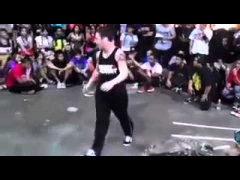 大人と子供のダンス対決