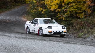 SEASON FINALE. Ryan is at Team O'Neil Rally School for an SCCA Rallysprint. Rallysprints are pretty new to the US rally scene, and they're a great bridge between coned rallycross and full-on stage rally. Ryan brings you along for a ride in the right seat, as he co-drives for Alex Jagger in his Nissan 240sx. Watch more /MY LIFE AS A RALLYIST EPISODES now: https://www.youtube.com/playlist?list=PLHa6PXrV-yIhodHcMEdc1-EPiozkqa6YJ