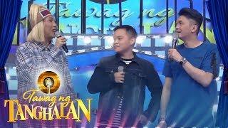 Video Vice Ganda pokes fun of Vhong Navarro's nose MP3, 3GP, MP4, WEBM, AVI, FLV Oktober 2018