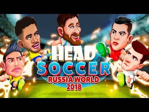 Head Soccer Russia Cup 2018 Android Gameplay ᴴᴰ