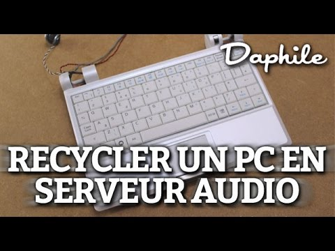 comment installer daphile