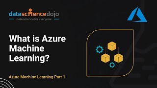 What's better than machine learning? Machine learning where coding is optional! Drag and drop machine learning with a visual...