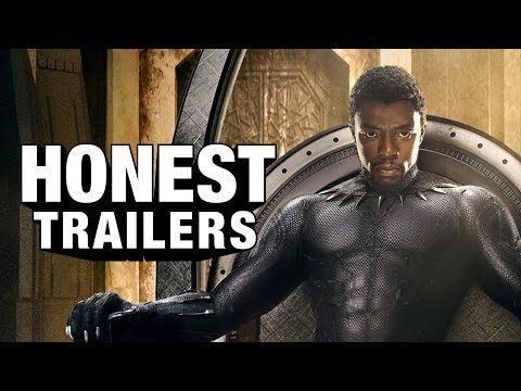 Download Video Honest Trailers - Black Panther