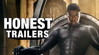 Video Honest Trailers - Black Panther MP3, 3GP, MP4, WEBM, AVI, FLV Mei 2018