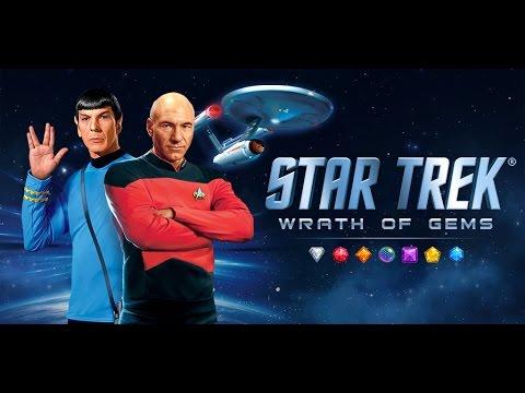 Play Star Trek: Wrath of Gems FREE!