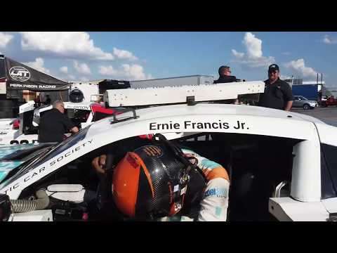 Ernie Francis Jr. Pads Championship Lead with Pole Position at COTA
