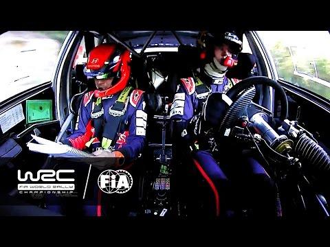 WRC - Tour de Corse - Rallye de France 2016: HIGHLIGHTS Stages 1-2
