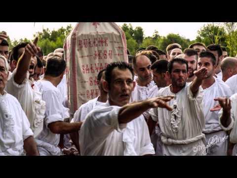 Corsa degli scalzi - Cabras - San Salvatore (OR) 2015