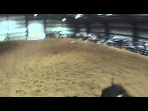 How Tough is Ranch Bronc Riding? GoPro Pickup Men Cam