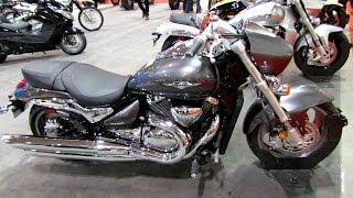 4. 2014 Suzuki Boulevard M90 Walkaround - 2014 Toronto Motorcyle Show