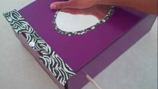 How to Make a Doll Closet - YouTube