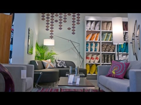 A video tour of Chiasso's new Wilmette showroom
