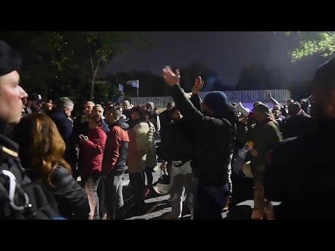 Διαδηλώση ακροδεξιών εναντίον Ρομά – Παρενέβη η δήμαρχος Ρώμης…