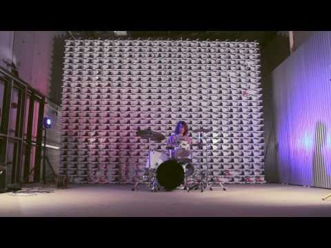 The CONVERSE Chuck Taylor Canvas Experiment: Mitch the Drummer