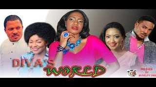 Diva's World Nigerian Movie (Pt. 1) - Chika Ike, ChaCha Eke, Artus Frank