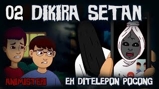 Video Animisteri 02 - Dikira Setan, Eh Ditelepon Pocong - Kartun Lucu Horor, Kartun Hantu MP3, 3GP, MP4, WEBM, AVI, FLV November 2018