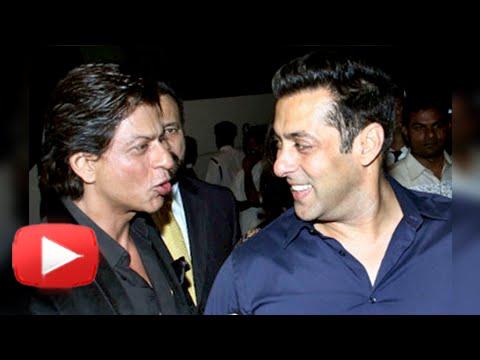 Salman khan Promoting Shahrukh Khan's Dilwale In P