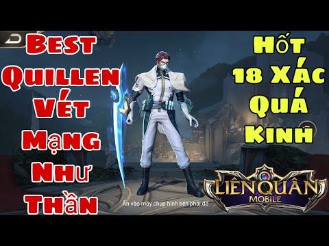 Liên Quân | Best Quillen Vét Mạng Như Thần - Hốt Xác 18 Mạng Trong Trận Thì Ai Chơi - Thời lượng: 10:38.