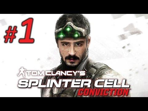 KIZIMI KİM ÖLDÜRDÜ ? | Splinter Cell Conviction Türkçe Bölüm 1 (видео)