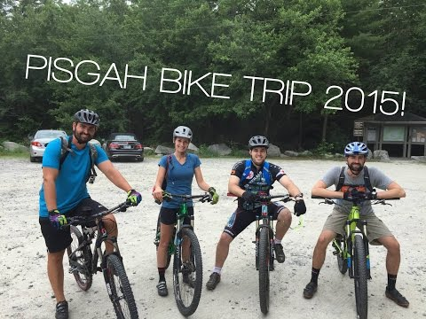 Pisgah Bike Trip 2015 | Adventure Vlog #5 (видео)