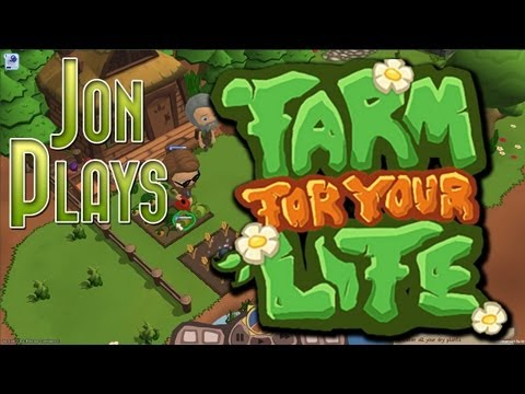 Game Farm - Subscribe to see more! http://bit.ly/Sub2JoaG◅ Farm for your Life - The Zombie flavored farming game Your community was taken down by a heavy storm which ca...