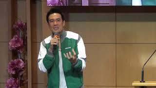 Video Kesaksian Daniel Mananta (MC Indonesian Idol) di GKBJ Kelapa Gading 04 November 2018 MP3, 3GP, MP4, WEBM, AVI, FLV Februari 2019