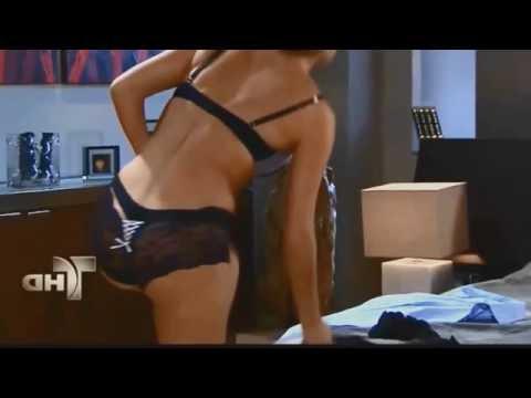 Danna Garcia Naked. Model Caught Topless.