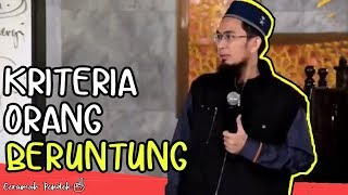 Video Kriteria Orang Beruntung Menurut Allah | Ustadz Adi Hidayat Lc MA MP3, 3GP, MP4, WEBM, AVI, FLV November 2018
