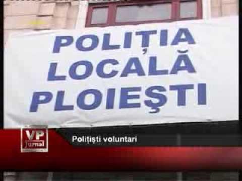 Polițiști voluntari