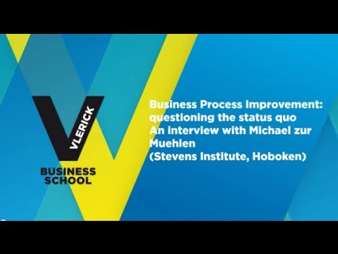 Business Process Improvement: Questioning the Status Quo