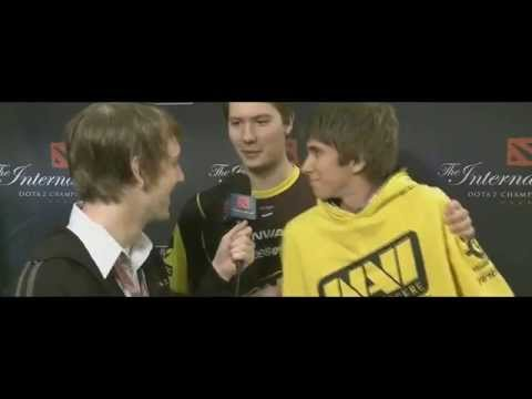 "See You Again"" Dendi & Puppey Love story"