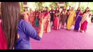 Best lipdub video song nachdene sare by our team weddingpixels Indore.