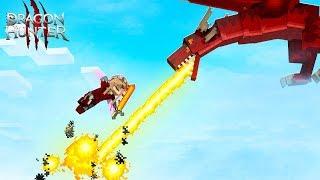 THE FINAL DRAGON BATTLE !! Minecraft Dragon Hunter