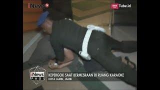 Video Kedapatan Mabuk & Bermesraan Ditempat Karaoke, Oknum Polisi Ini Ditangkap Petugas - iNews Pagi 16/07 MP3, 3GP, MP4, WEBM, AVI, FLV Juni 2018