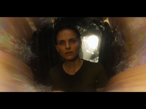 Annihilation (2018) Ending Alien Scene Part 1  |  HD