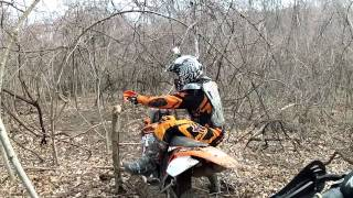 2. 2012 KTM 250XC-W - Commentary Episode 1 (Season 2)
