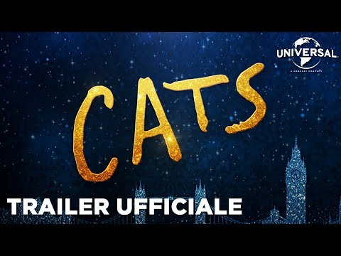 Preview Trailer Cats, nuovo trailer italiano