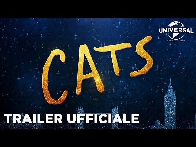 Anteprima Immagine Trailer Cats, nuovo trailer italiano
