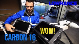 Lowrance HDS Carbon 16 inch - First Look and initial set up - Dean SilvesterA first look at my Lowrance Carbon 16, i will run through how i set it up from the start with basic initial settings.Search 'Dean Silvester Fishing' to find other fishing videos like this or for more detailed information checkout my blogs at www.dean.fishFollow Dean Silvester and stay tuned! Instagram - https://www.instagram.com/dean_silvester_/Facebook - https://www.facebook.com/www.dean.fishTwitter - https://twitter.com/deandotfish#TEAMQUANTUM #TEAMLOWRANCE