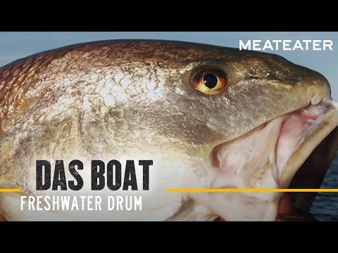 Das Boat S2: E06 Freshwater Drum with Danielle Prewett and Frank Smethurst