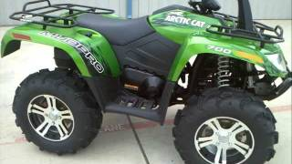 9. Overview and Review!  2012 Arctic Cat Mud Pro 700 I