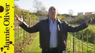Gennaro finds an Amazing Italian Allotment! | Gennaro Contaldo by Jamie Oliver