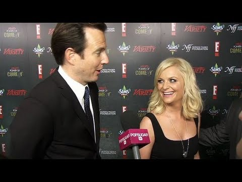 Amy Poehler and Will Arnett Gush About Their Comedian Kids