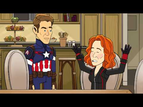 THE AVENGERS become a MODERN FAMILY EP 211: Tvoovies