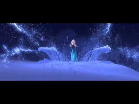 "Disney's Frozen: ""Let It Go"" - Sequence Performed by Idina Menzel (In cinemas now)"